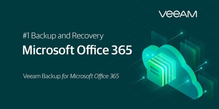 sauvegarde veeam office 365